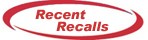link to recent recalls